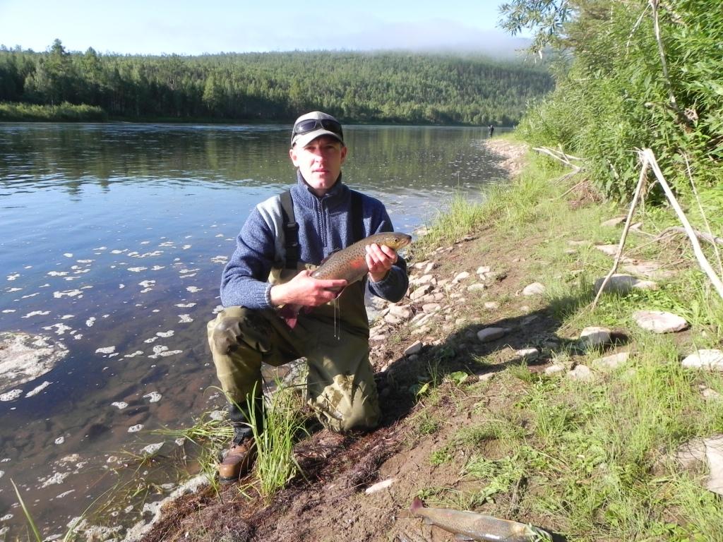 все о рыбалке на лене